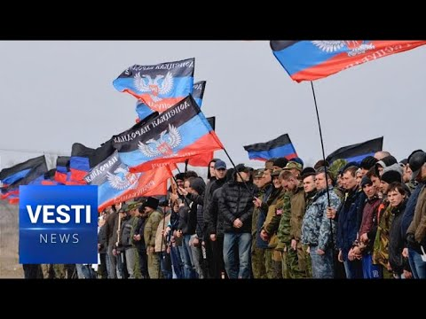 Donetsk Celebrates 5 Hard Years of Struggle… Situation Remains Precarious Even Now