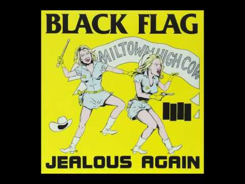 Black Flag - Jealous Again (Full and Expanded EP) 1980