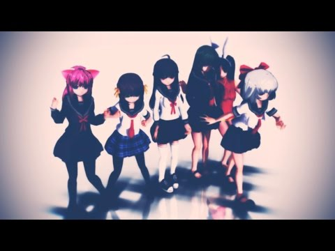 【MMD】Uta no Prince-sama (Ft:Asai,Beena,Dreammy,Gravy,Rika)