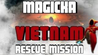 """Magicka Vietnam - """"Liberty Grenades!"""""""