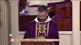 Daily Catholic Mass - 2019-04-16 - Fr. Paschal