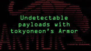 Create Undetectable Payloads for macOS Computers with Tokyoneon