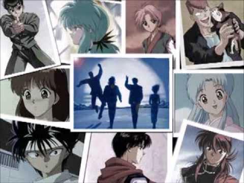 Daydream Generation (Yu Yu Hakusho Original Soundtrack) with English Lyrics