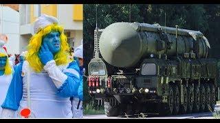 Чем Украина готовится удивить мир во время парада