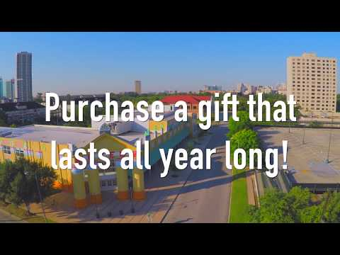 Give the Gift of a Membership at the Children's Museum of Houston
