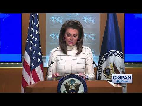 U.S. to Halt Foreign Aid to El Salvador, Guatemala & Honduras (C-SPAN)