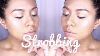 STROBBING MAKEUP🎀