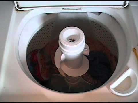 1990 Whirlpool Washing Machine Towels Youtube