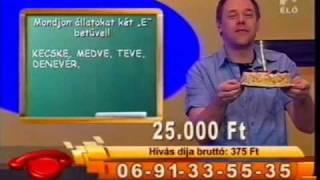 Horváth Szilárd születésnapja - Kvízió