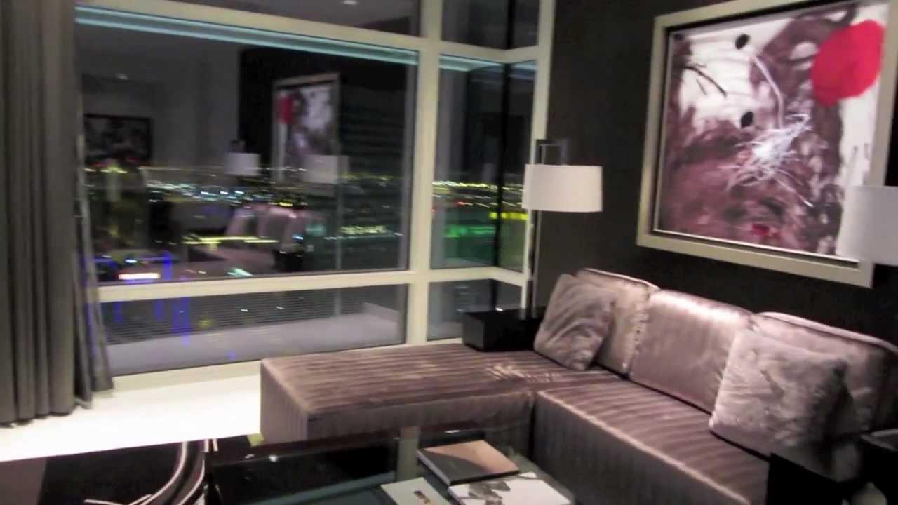 Penthouse Suite At Aria Resort U0026 Casino, Las Vegas   YouTube