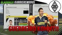 FIFA 17 GLADBACH KARRIEREMODUS - WIR SUCHEN NACH VERSTÄRKUNG!!!