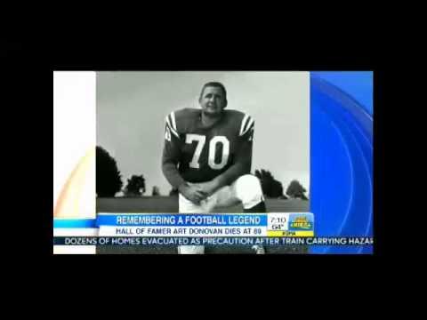 Art Donovan Dies Pro Football Hall Of Famer Dies At Age 88 VIDEO