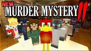 Download Minecraft Murder Map Videos Dcyoutube - Minecraft murderer jetzt spielen