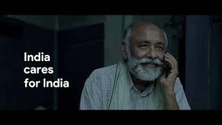 Google Pay I-Care - India cares for India