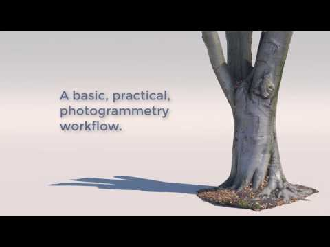 A Basic, Practical Photogrammetry Tutorial