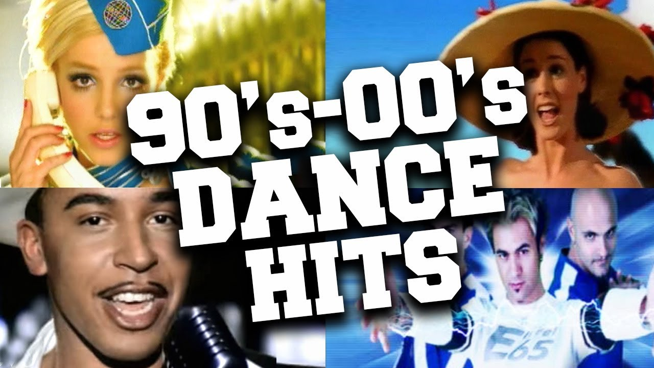 Top 100 Dance Hits Of The 90s 00s Youtube