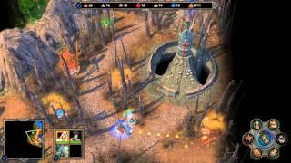 Heroes of Might & Magic V - Обратная сторона луны ч.1