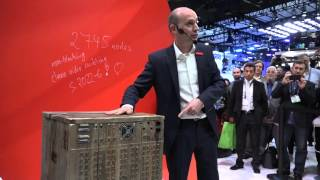 NAB 2016: Thomas Riedel celebrates end of traditional routers