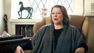 Deborah Harkness talks about THE BOOK OF LIFE