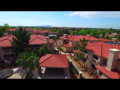 San Lago at Arrowhead Highlands  Paradise in Glendale AZ   an Aerial Tour HD 1