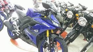 Soi Yamaha R15 V3 2018 78tr Màu Xanh Racing Và Xanh GP 2017 75tr - 651 Âu CƠ, HCM - 0906358398