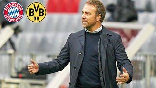 🎙️ Alle Infos zum Topspiel! Pressetalk mit Hansi Flick | FC Bayern - Borussia Dortmund