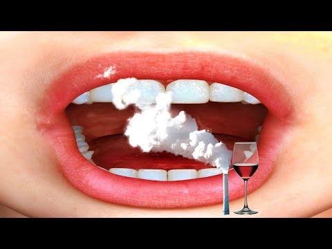 Перегар и как от него избавиться: 6 способов убрать запах алкоголя