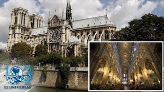 10 datos sobre la Catedral de Notre Dame, en París