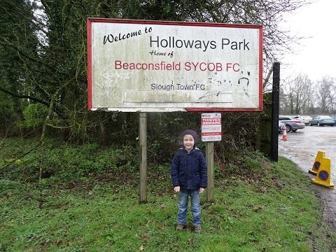 Liam visits... Hayes & Yeading United (@ Beaconsfield SYCOB)