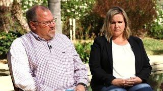 Terror attack survivors at odds on travel ban