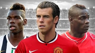 Transfer Talk | Gareth Bale to Manchester United for £90m?