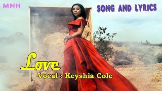 Download Lirik lagu Love - Keyshia Cole | Lagu barat populer Mp3