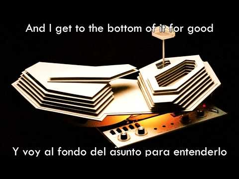 Arctic Monkeys - One Point Perspective (Lyrics - Subtitulada)