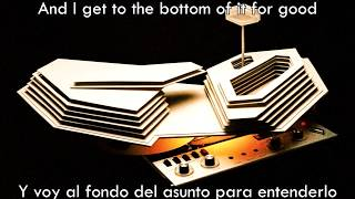 Arctic Monkeys One Point Perspective Lyrics - Subtitulada.mp3