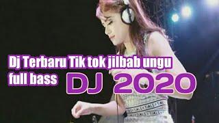 Dj terbaru tik-tok jilbab ungu full bass dj 2020