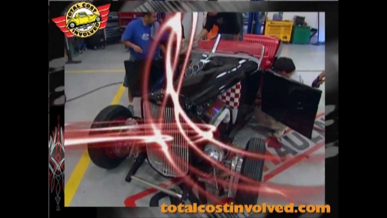 Overhaulin 1930 Ford Model A With Tci Engineering Youtube Electrical Wiring