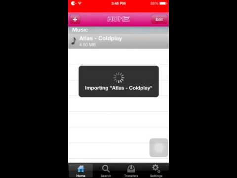 How to import songs to music Library using cydia