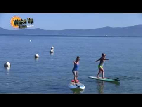 How To Do Stand Up Paddle Board Yoga Part 1