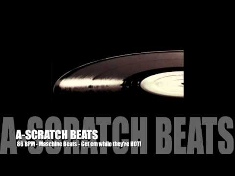 ASCRATCH Maschine Beats 86 BPM