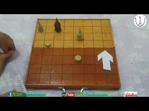 Cambodian Thai Chess 025 - ការកែក្រឡាយកឈ្នះដោយសំលាប់ត្រីពីរ (ភាគ 4) | Makruk