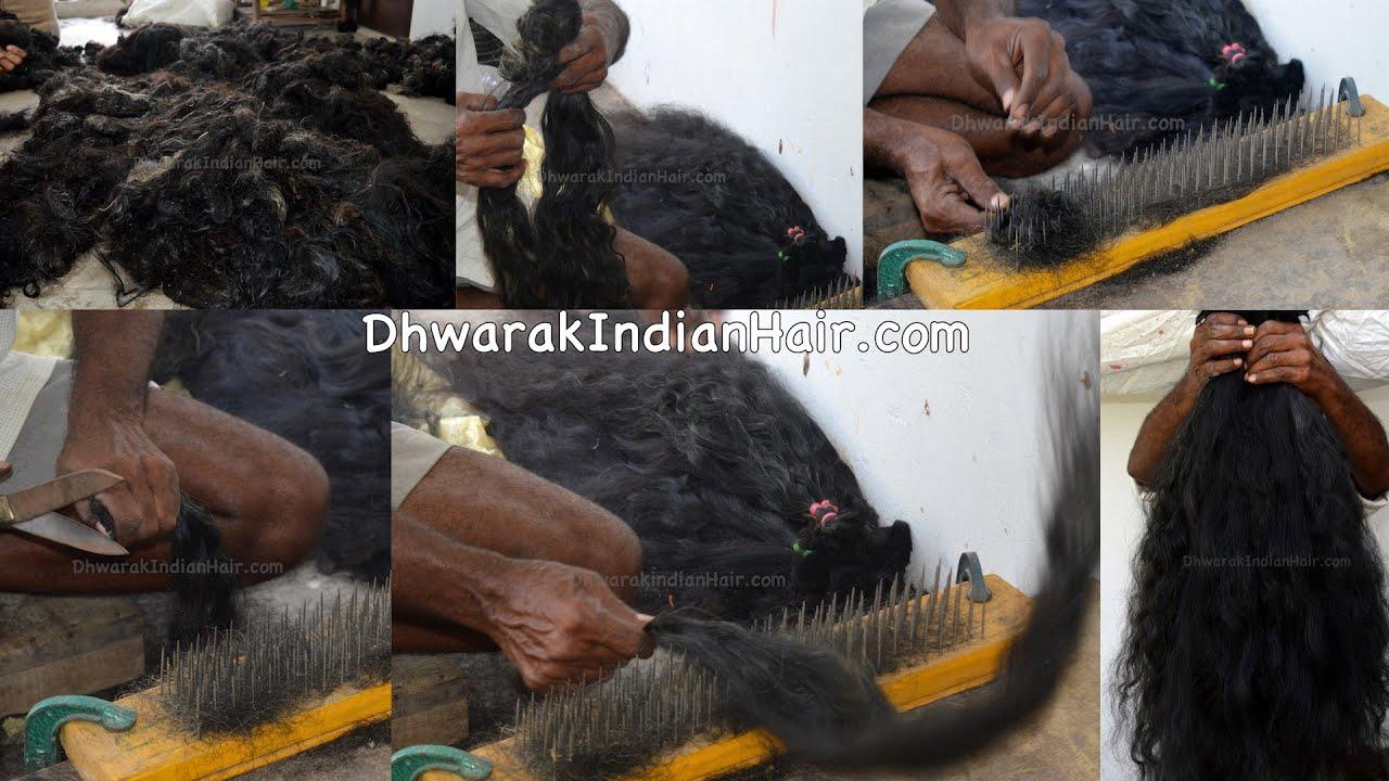 Wholesale Distributors In Chennai Human Hair Wholesale Factory In Chennai India Raw Temple Hair To Extensions