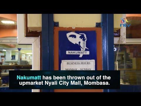 Nakumatt thrown out of Nyali mall over Sh27m rent arrears
