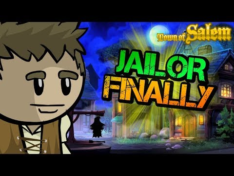 JAILOR FINALLY | Town Of Salem Ranked