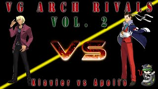 VG Arch Rivals 2 - Klavier vs Apollo [Pressing Pursuit, Guilty Love +]