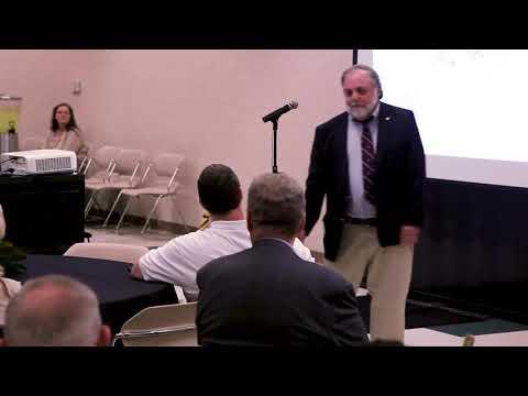 Dr Mike Jones Retirement Ceremony: Full Presentation
