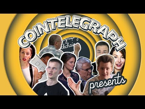 We love you blockchain!!!   Cointelegraph presents