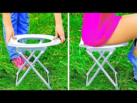 Clever Camping Gadgets And Hacks For Any Life Occasion