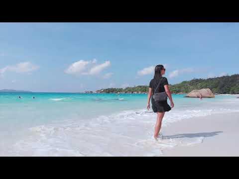 Seychelles 2018, DJI Drone, 4K