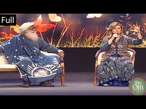 Sadhguru at India Economic Conclave with Ariana Huffington [Full Video]