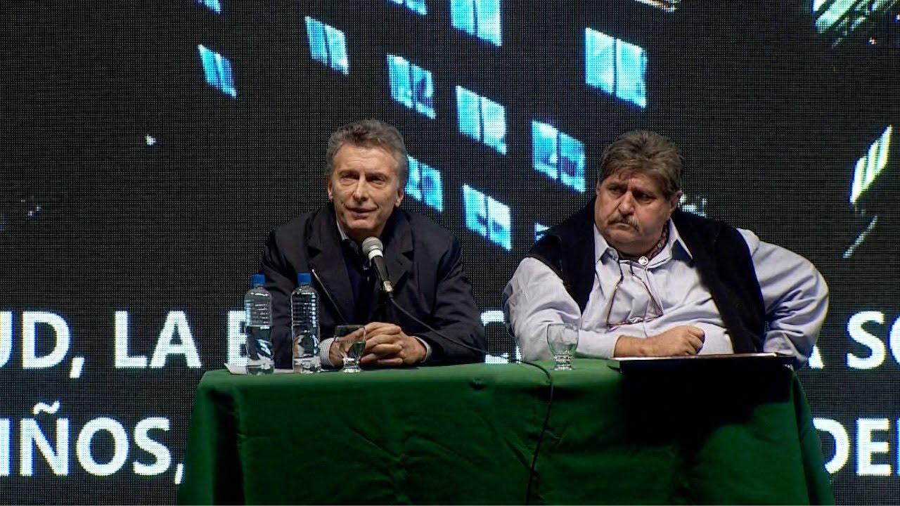 Resultado de imagen para MACRI RICARDO PIGNANELLI